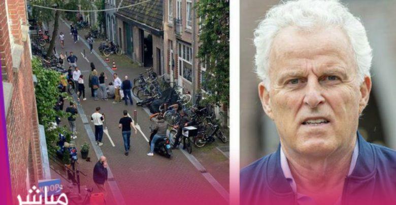عاجل..مافيا تطلق النار على أشهر صحافي بهولندا وترديه قتيلا 1