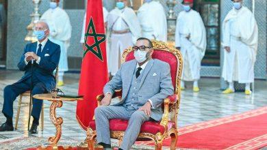 الملك يترأس حفل إطلاق وتوقيع اتفاقيات تصنيع وتعبئة اللقاح المضاد لكورونا ولقاحات أخرى بالمغرب 5