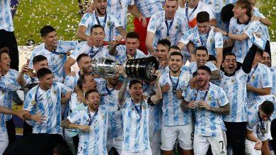 الأرجنتين تتوج بلقب كوبا أمريكا على حساب البرازيل 3