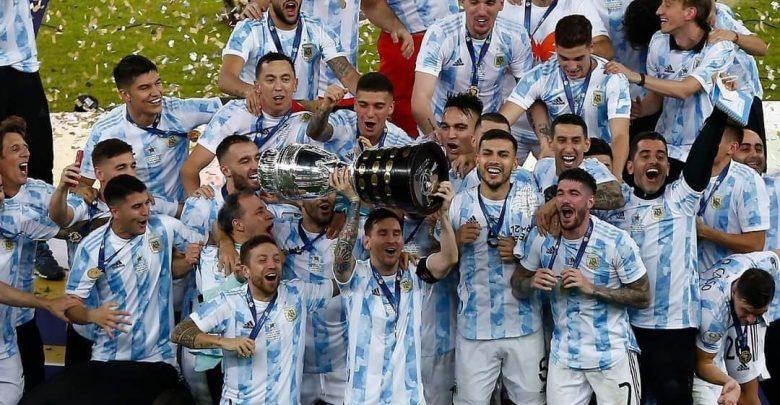 الأرجنتين تتوج بلقب كوبا أمريكا على حساب البرازيل 1