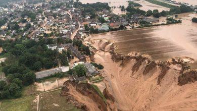 الفيضانات القوية التي اجتاحت عددا من الدول الأوروبية خلفت 118 قتيلا على الأقل 5