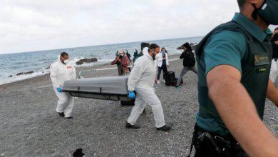 شاطئ سبتة المحتلة يلفظ جثة شاب مغربي 2