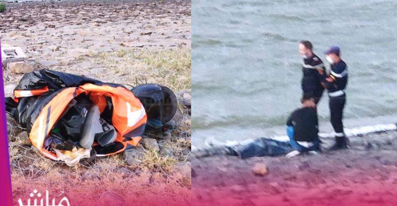 """كان يتدرب للهجرة بواسطة """"كاياك""""..مصرع شاب غرقا في بحيرة """"المغاير"""" بطنجة 1"""