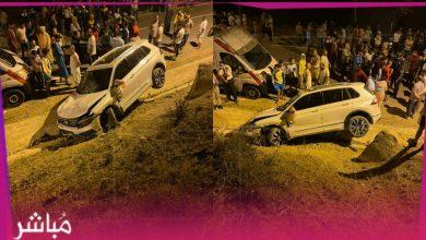 سائق سكّير يتسبب في حادثة سير مميتة بطنجة 2
