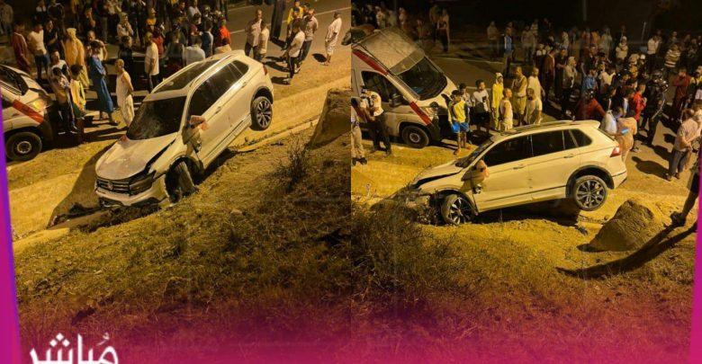 سائق سكّير يتسبب في حادثة سير مميتة بطنجة 1