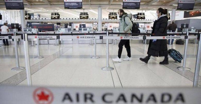 كندا تعلق الرحلات الجوية مع المغرب لمدة شهر 1