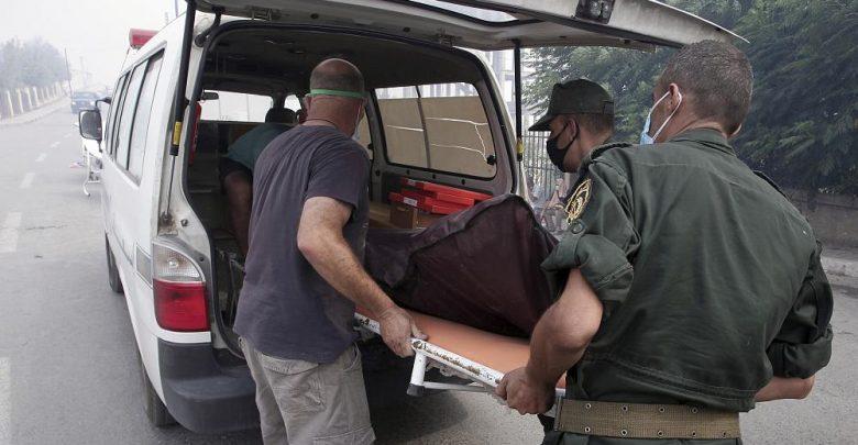 مقتل 25 عنصرا من الجيش الجزائري أثناء إخماد الحرائق التي تشهدها البلاد 1