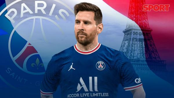 ميسي ينتقل رسميا إلى باريس سان جيرمان 1