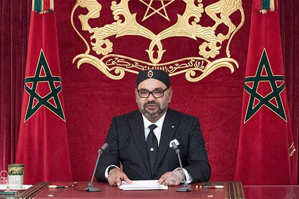 الملك: المغرب مستهدف لأنه دولة عريقة تمتد لـ 12 قرنا وتتولى أمورها ملكية عريقة 1
