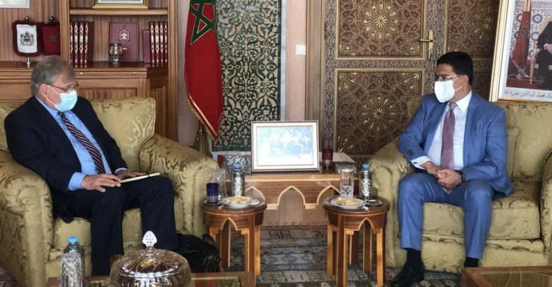 أمريكا تستعين بجهود المغرب لحل الأزمة الليبية 1