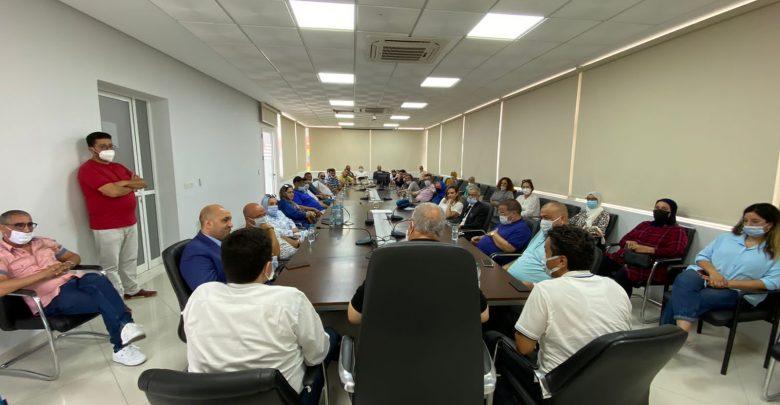 حزب الأحرار بطنجة يستعد لإطلاق حملة إنتخابية بأساليب علمية 1