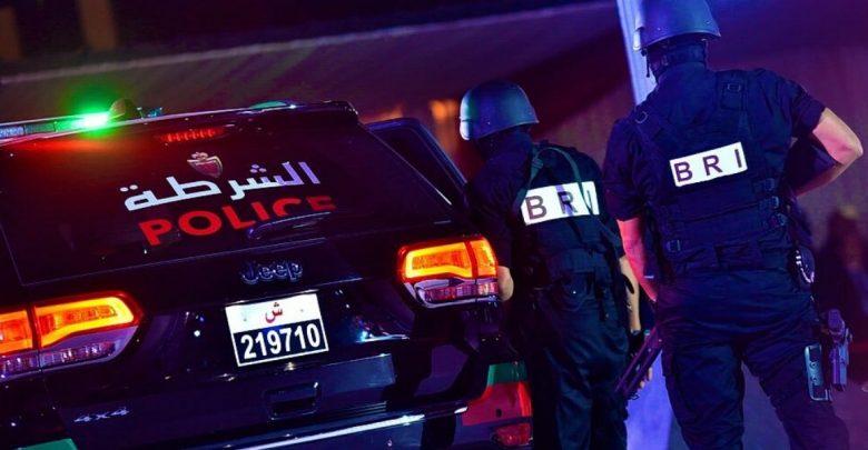 الشرطة الإسبانية غاضبة من التجهيزات العالية التي تملكها الشرطة المغربية 1