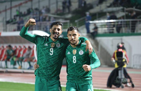 المنتخب الجزائري يلعب تصفيات المونديال بالمغرب 1