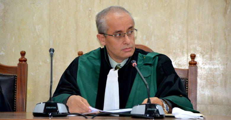 تنصيب الزبير العباسي رئيسا أولا لمحكمة الاستئناف بالحسيمة 1