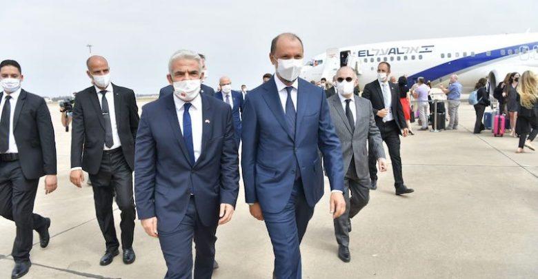في أول زيارة..وزير الخارجية الإسرائيلي يحل بالعاصمة الرباط 1