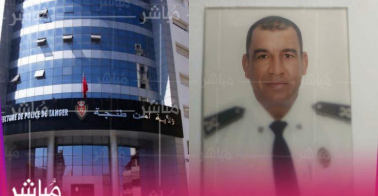وفاة ضابط أمن بطنجة متأثرا بإصابته بكورونا 1