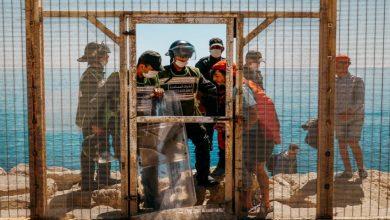 الداخلية تنفي قيام 4 عناصر من القوات المساعدة بالهجرة إلى سبتة 3
