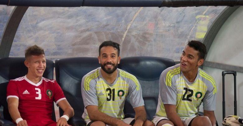 الحراس الأجانب يعودون إلى الدوري المغربي 1