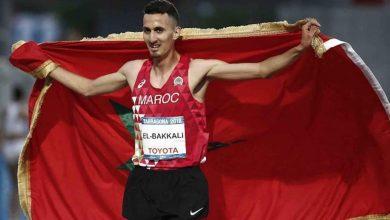 سفيان البقالي يهدي المغرب ميدالية ذهبية في أولمبياد طوكيو 12