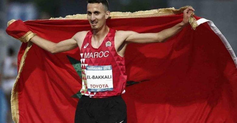 سفيان البقالي يهدي المغرب ميدالية ذهبية في أولمبياد طوكيو 1