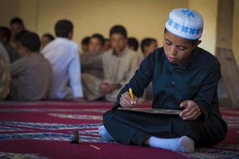 وزارة الأوقاف تعلن استمرار التعليم الحضوري بالكتاتيب القرآنية 1