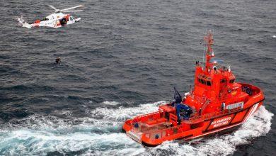 البحرية الإسبانية تنقذ شابين مغربيين تاها لأزيد من 48 ساعة في البحر 5