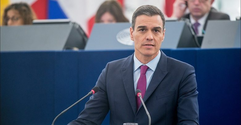 رئيس الحكومة الإسبانية يتفاعل مع خطاب الملك محمد السادس 1