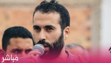 نبيل أحمجيق يتحصل على شهادة الإجازة من داخل سجن طنجة 3