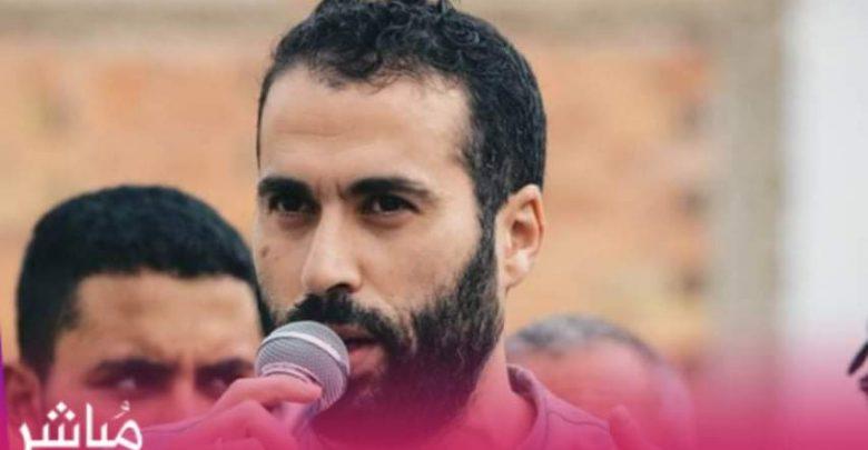 نبيل أحمجيق يتحصل على شهادة الإجازة من داخل سجن طنجة 1