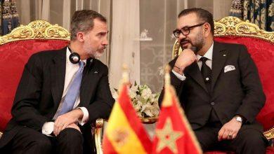 الملك محمد السادس يتوصل ببرقية تهنئة من العاهل الإسباني 5