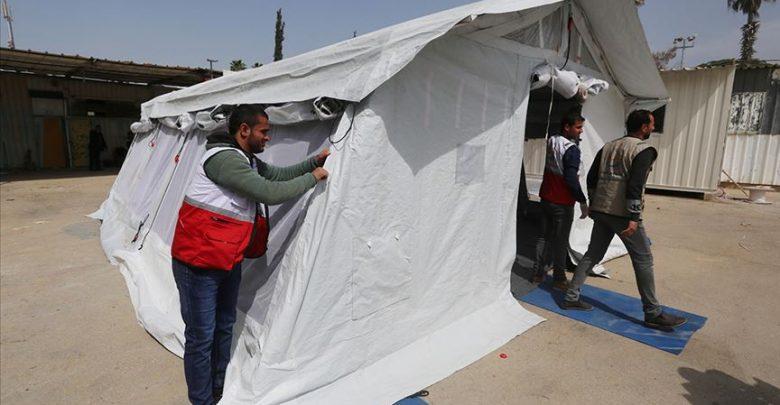 إحداث مستشفى ميداني بالحسيمة لمواجهة ارتفاع إصابات كورونا 1