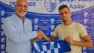 حمودان يعود رسميا إلى نادي إتحاد طنجة 5