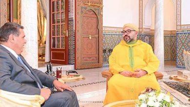 الملك يستقبل عزيز أخنوش ويعينه رئيسا للحكومة 3