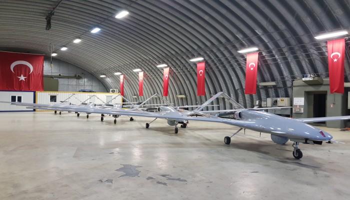 """المغرب يتسلم أول دفعة من الطائرات المسيرة التركية """"بيرقدار"""" 1"""