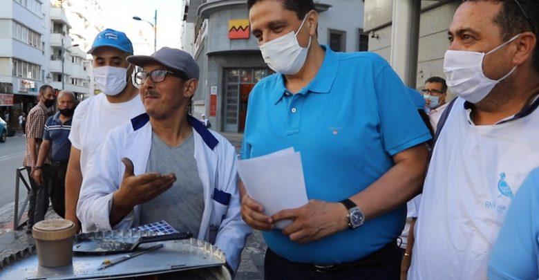 حزب الأحرار بطنجة ينفي مضمون فيديو التدافع بين مورو وبلخيضر ويلجأ للقضاء 1