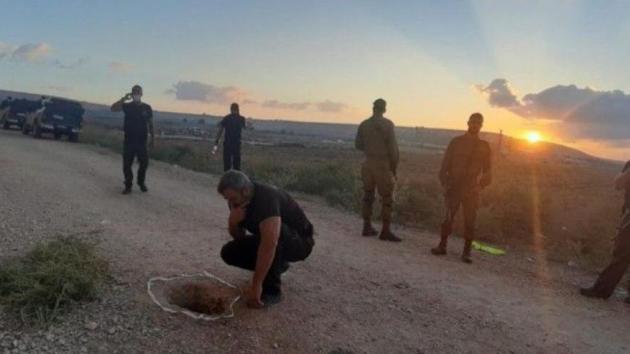 هروب هليودي لأسرى فلسطينيين من سجن جلبوع الإسرائيلي 1