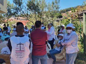 ساكنة جماعة تزورت تدعم نزار بركة وتؤكد ارتباطها التاريخي بحزب الإستقلال 2