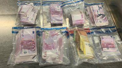 إجهاض محاولة تهريب 106 آلاف يورو بميناء طنجة المتوسط 5