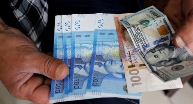 استقرار الدرهم مقابل الدولار ما بين 9 و 15 شتنبر 1