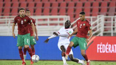 المنتخب المغربي ينتصر من دون إقناع على السودان 32