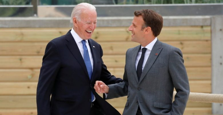 فرنسا تسحب سفيريها من الولايات المتحدة وأستراليا 1