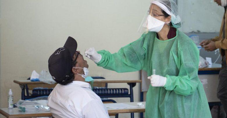 تسجيل 3524 إصابة جديدة و6395 حالة شفاء و79 وفاة خلال 24 ساعة 1