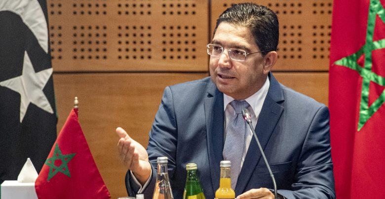 """ناصر بوريطة: قرار فرنسا تقليص التأشيرات الممنوحة للمواطنين المغاربة """"غير مبرر"""" 1"""