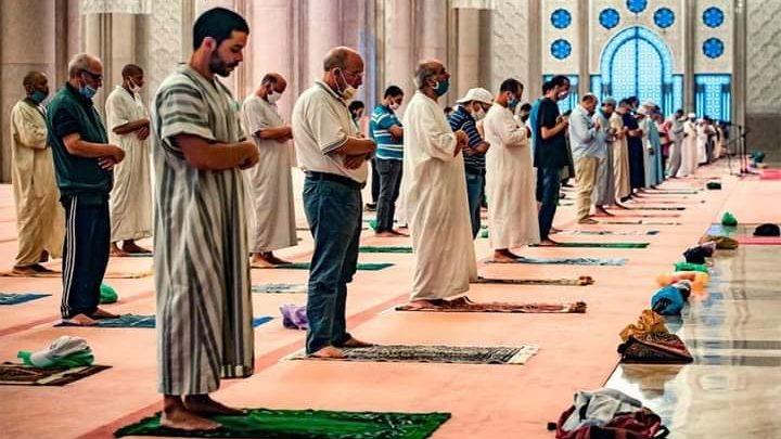 انفراد..فتح المساجد لإقامة صلاة العشاء بطنجة غدا الثلاثاء 1