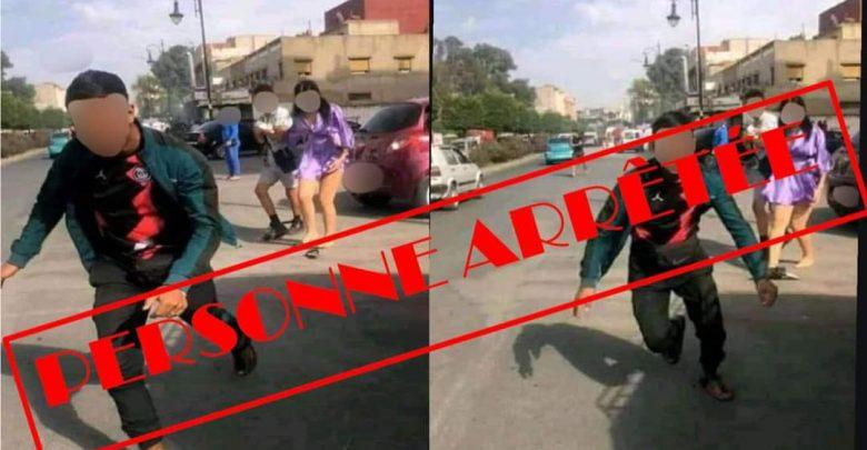 """أمن طنجة يوقف المتورط الرئيسي في الإعتداء على فتاة و """"تعريتها"""" بحي بوخالف 1"""