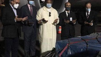 وصول جثماني السائقين المغربيين اللذين قتلا في مالي إلى أكادير 5