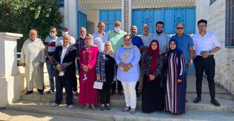 انتخاب الأمين البقالي رئيسا لجماعة فيفي بإقليم شفشاون 1