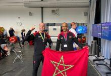 البطل الطنجاوي نزار يرفع العلم المغربي في السويد 10