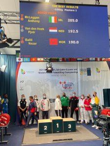 البطل الطنجاوي نزار يرفع العلم المغربي في السويد 5