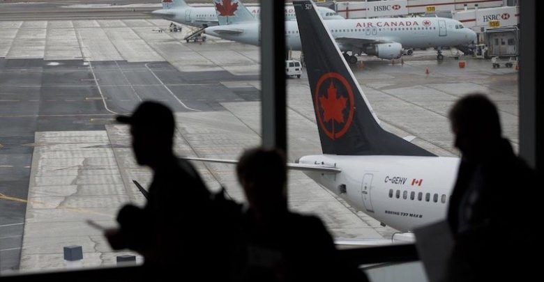 كندا تمدد تعليق الرحلات الجوية مع المغرب 1